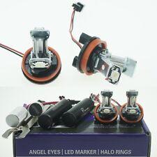 H8 LED STANDLICHTRINGE TAGFAHRLICHT MARKER ANGEL EYES BMW E60 LCI E61LCI E90 E92
