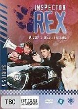 Inspector Rex : Series 5 (DVD, 2006 release, 4-Disc Set)