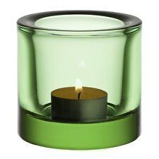 Iittala Teelichthalter Kivi 60mm apfelgrün