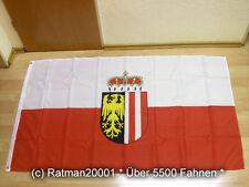 Fahnen Flagge Oberösterreich - 90 x 150 cm