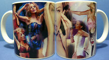 KYLIE MINOGUE -  Photo Collage Coffee Mug Gift Boxed