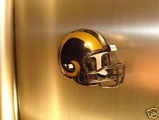 REFRIGERATOR MAGNET FOOTBALL HELMET ST. LOUIS RAMS NFL
