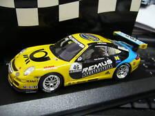PORSCHE 911 997 GT3 Cup Lietz Post Hella #46 Remus PMA Minichamps 1:43