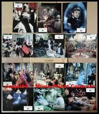 LA TRAVIATA - Stratas,Domingo,Zeffirelli - JEU 12 PHOTOS / 12 FRENCH LOBBY CARDS