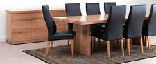 Vale - Solid Blackbutt Timber - 2100mm Dining Table