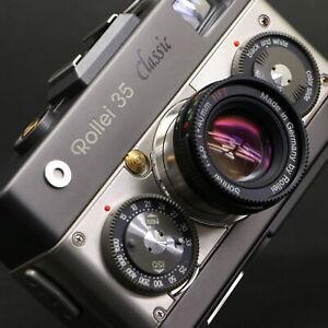 Rollei 35 Classic  titanium Germany #184