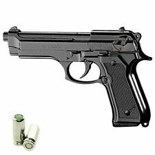 BRUNI GAP Pistola a Salve 18Colpi 8mm - Nera (1410n)