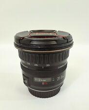Canon EF 20-35mm f/3.5-4.5 USM Ultrasonic Wide Zoom Lens #4603