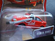 DISNEY PIXAR CARS ROMAN DUNES CHIEF NO STALL WOC SAVE 5% WORLDWIDE FAST SHIP