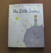 THE LITTLE PRINCE by Antoine de Saint-Exupery -1943 1st Harcourt HCDJ