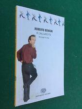 Roberto BENIGNI - E L'ALLUCE FU monologhi e gag , Einaudi (1° Ed 1996) Libro