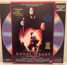 Angel Heart (1987) [ID6127IV] Laserdisc Lisa Bonnet Mickey Rourke Robert DeNiro