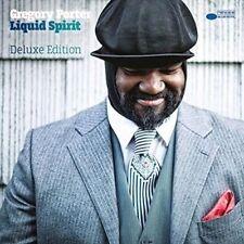 Gregory Porter Liquid Spirit Deluxe Edition CD DVD 2014