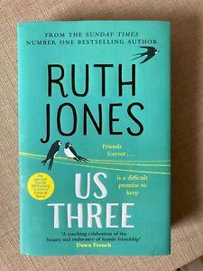 Us Three by Ruth Jones Hardback