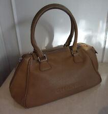 Spectacular Designer Classic 100% Authentic Chanel Camel Brown Leather Handbag