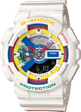 EXTREMELY RARE NEW CASIO G-SHOCK X-LARGE GA111DR-7A DEE AND RICKY LE WHITE WATCH