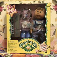 "Cabbage Patch Kids TRU POP STAR 7"" KEYBOARD DOLL Toys R Us Exclusive Doll - NIB"