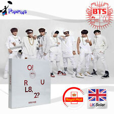 New Bangtan Boys 1st Mini Album O!RUL8,2?