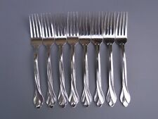 New listing Oneida Usa Tribeca Glossy Dinner Forks 8pc Set