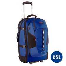 Blackwolf 2850 BLUE NEW 2016 Grand Tour 65L Wheeled Travel Backpack