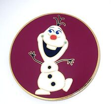 LE 250 JUMBO Disney Pin✿Frozen Snowman Olaf ACME Event ONLY PinCon Rare HUGE LE