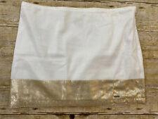 """Hollister California Size 5 Women's  / Junior's Sequin Skirt Waist: 31"""" Length:"""
