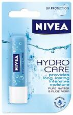 Nivea Lippenbalsam Hydro Pflege Intensiv Feuchtigkeit SPF10 4.8g G - Reisegröße