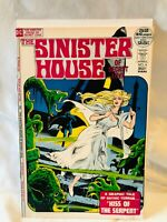 SINISTER HOUSE OF SECRET LOVE #4, VERY SCARCE, GORGEOUS BOOK PRICED RIGHT GET IT