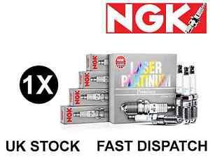 NGK LASER PLATINUM SPARK PLUG PFR7H-10 3978 *FREE P&P*