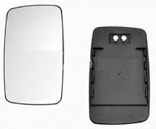 Spiegelglas Außenspiegel Links Heizbar Konvex Chrom MERCEDES SPRINTER VW LT