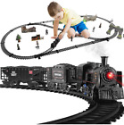 Baby Home Kids Train Set Electric Metal Alloy Train Toy for CHRISTMAS GIFT