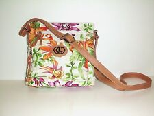 Carryland Floral Crossbody Bag, Handbag, Purse FREE SHIPPING  New with Tags