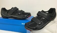 Shimano SH-R065L Black Road Cycling Shoes Men's Sz 8.5 EUR 42