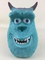 Disney On Ice Monsters Inc Souvenir Mug James P Sullivan Sully Flip Top Lid Cup