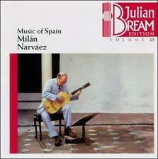 Julian Bream Edition, Vol. 23: Music of Spain- Milan, Narvaez