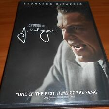J. Edgar (DVD, Widescreen 2012)