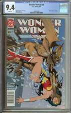WONDER WOMAN #85 CGC 9.4 WHITE PAGES