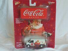Johnny Lightning Coca-Cola Santa GMC  Delivery Van --Brand New