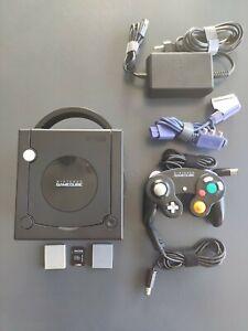 Console nintendo gamecube (game cube) + xeno gc + swiss + sd gecko + micro sd 16