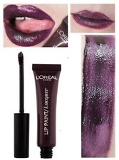 Purple Lip Paint by Loreal L'Oreal Lip Lacquer shade is 107 DARK RIVER