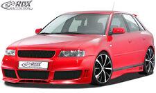 """Rdx pare-chocs Audi a3 8l """"s-Edition"""" Front tablier avant spoiler rdfs 013"""