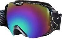 Snow Ski Goggles Adults Anti-fog Lens Winter Snowboard Snowmobile Motorcycle US