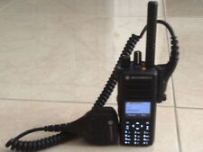 Motorola xpr 7550 UHF with Microphone ** No Reserve ××