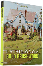 KATHIE ODOM: BOLD BRUSHWORK - Art Instruction DVD