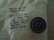 7923 Bendix Circualr 55 Pin Connector NLS6GE16-35S FREE Shipping Conti USA