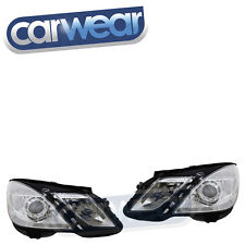 Mercedes W212 E-Class 09-12 OEM Style head lights E300/E350