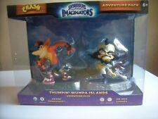 Skylanders Imaginators - Adventure Pack - Crash Bandicoot Dr Neo Cortex Figures