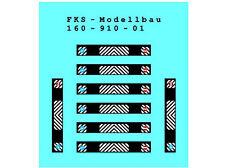 FKS 160-910-01 - Schmutzlappen Set 1 - Spur N - NEU