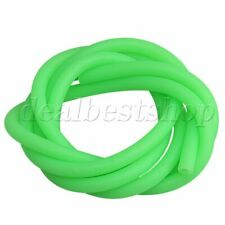 100cm Silicone Fuel Line Tube Pipe for RC1:10 Gasoline Cars Green Color