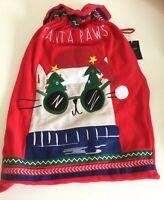 John Lewis Santa Paws Christmas Sack